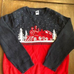 Janie and Jack boys sweater